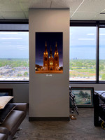 1 - Tim's Office - Holy Family - 24x36