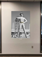 7 - Wall 1 - 35x50 - Tulsa Golden Driller - These are in no special order