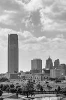 OKC Downtown Skyline